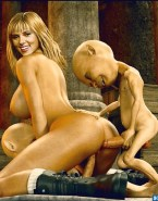 Scarlett Johansson Double Penetration Cartoon Sex 001