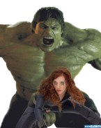 Scarlett Johansson Incredible Hulk The Avengers Porn Sex 001