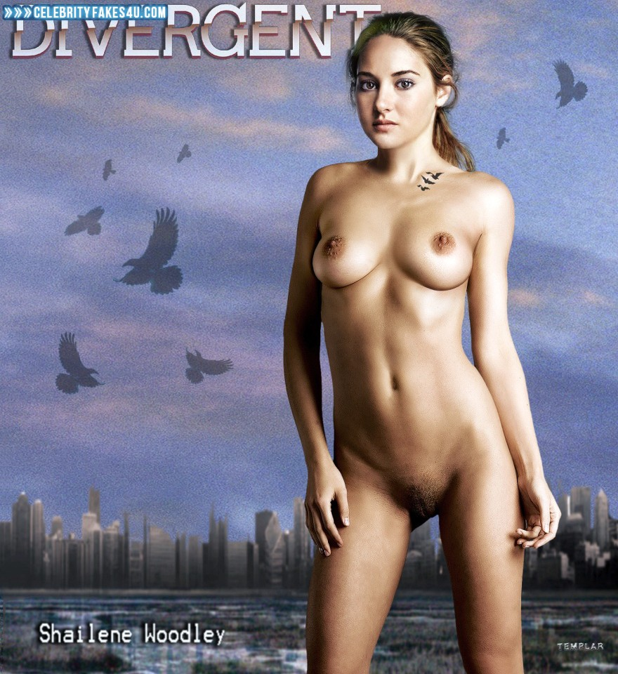 Shailene woodley nude tits longer better version 7