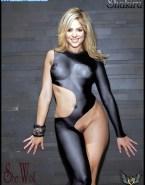 Shakira Breasts Blonde Nsfw Fake 001