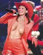 Shania Twain Exposed Breasts Public Fakes 001