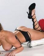Shania Twain Lingerie Ass 002