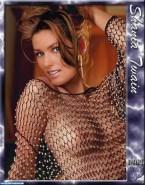 Shania Twain See Thru Tits Exposed Xxx 001