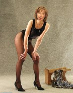 Sian Williams Hot Outfit Stockings Xxx 001