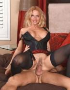 Sonya Kraus Lingerie Boob Pops Out Sex 001