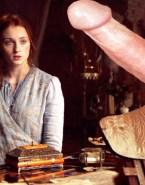 Sophie Turner as Sansa Stark Game of Thrones Sex Fake-001