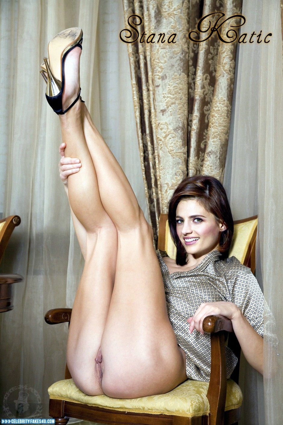 real-stana-katic-pussy