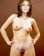Stana Katic Naked Body Tits Fake 001
