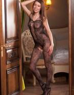 Summer Glau Lingerie Nude Body 002