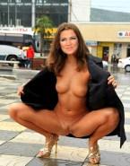 Susanna Reid Exposing Her Tits Public Nudes 001