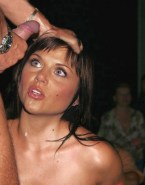 Tiffany Amber Thiessen Public Facial Nude Sex 001