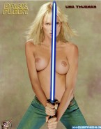 Uma Thurman Star Wars Nude 001