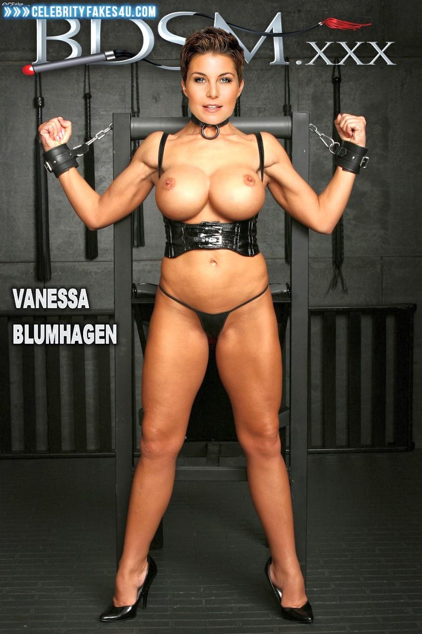 Vanessa blumhagen naked