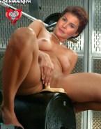 Vanessa Blumhagen Touching Herself Exposed Tits Nude 001