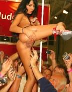 Vanessa Hudgens Public Exposing Vagina 001