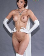 Victoria Beckham Fully Nude Body Exposed Tits 001