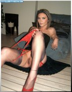 Victoria Beckham Panties Down Hacked Porn 001