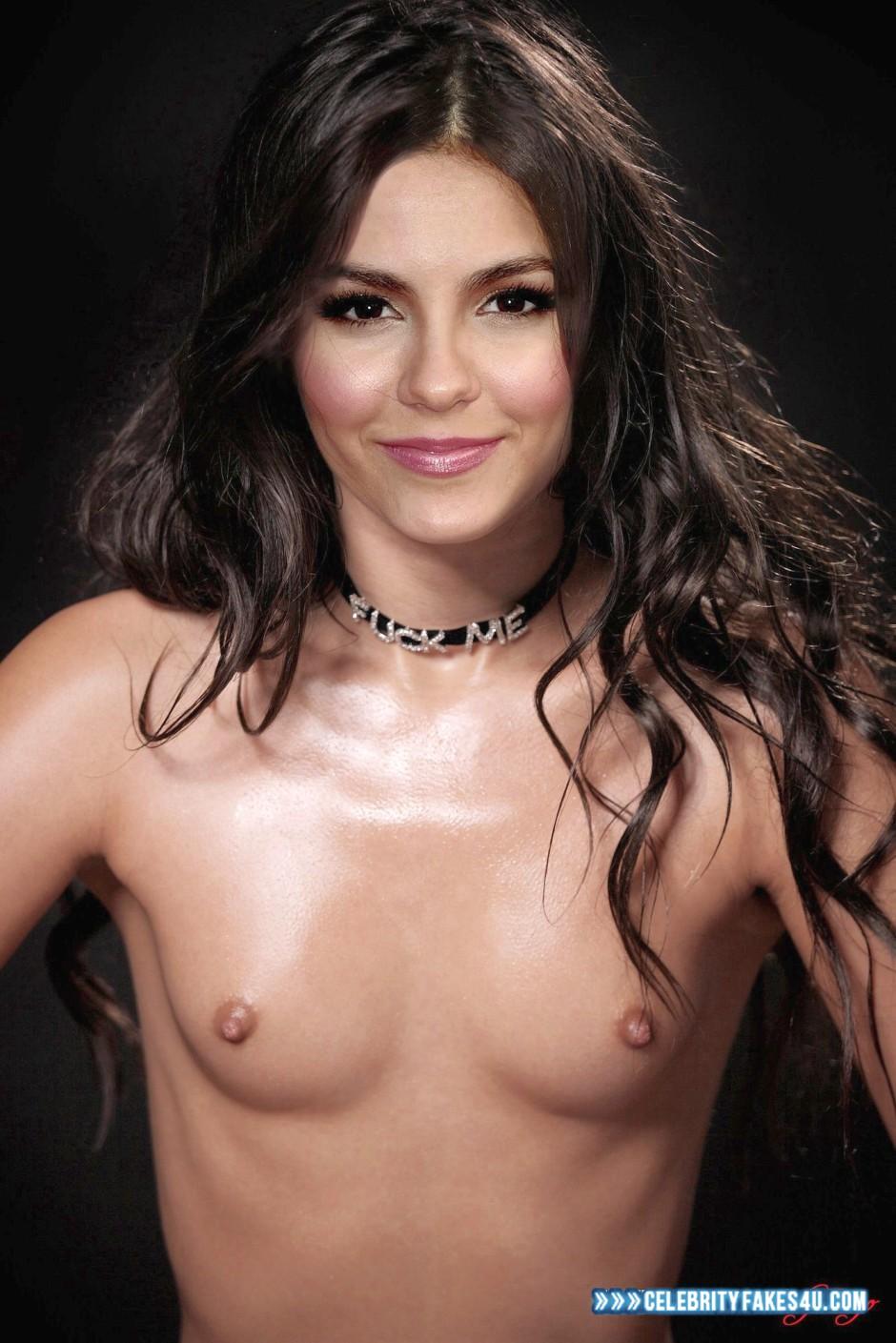 Victoria Justice Fake, Nude, Tits, Porn
