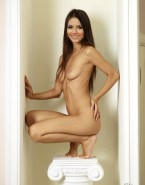 Victoria Justice Naked Body Breasts Fake 004