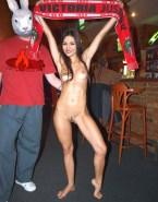 Victoria Justice Public Breasts Nude Fake 001