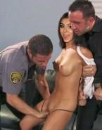 Victoria Justice Rubbing Pussy Bondage Naked Fake 001