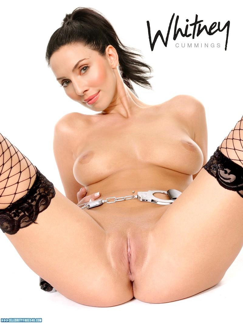 Whitney houston nude fake