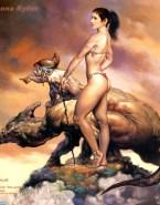 Winona Ryder Toon Thong Nude 001