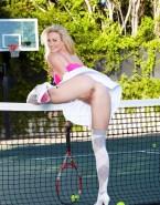 Yvonne Strahovski Ass Vagina Upskirt Naked Fake 001