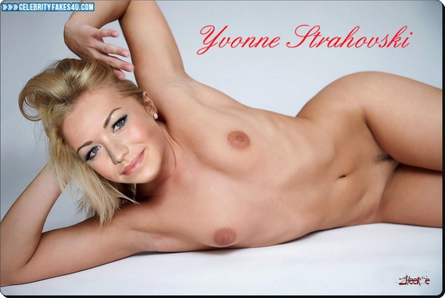 Yvonne Strahovski porno Lesbische moeder Sex com