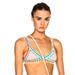 Kiini Luna Crochet-Trimmed Bikini Top