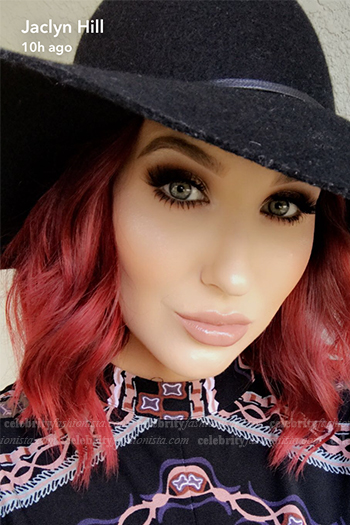Jaclyn Hill Snapchat: Free People Stella Mini Dress