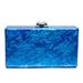 Edie Parker Jean Bespoke Acrylic Clutch Bag