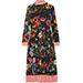 Gucci Floral Snake Dress