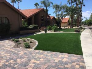 Phoenix-Artificial-Grass-Installation
