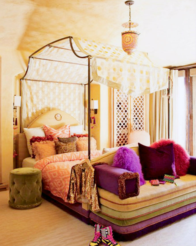 Inside Celebrity Homes – Kids Bedrooms_Will and Jada Pinkett-Smith's Daughter