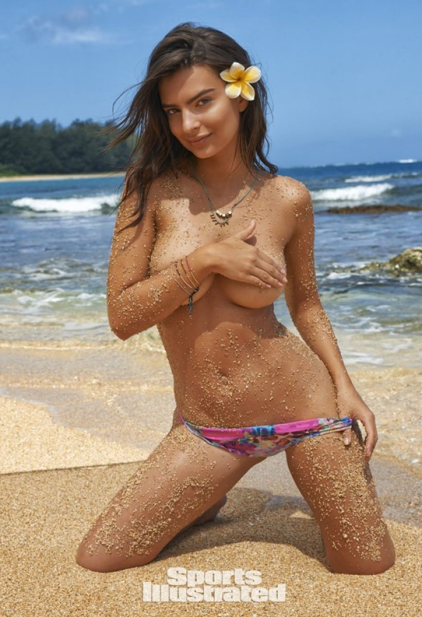 Emily Ratajkowski_Celebrity Gossip: Sports Illustrated Swimsuit