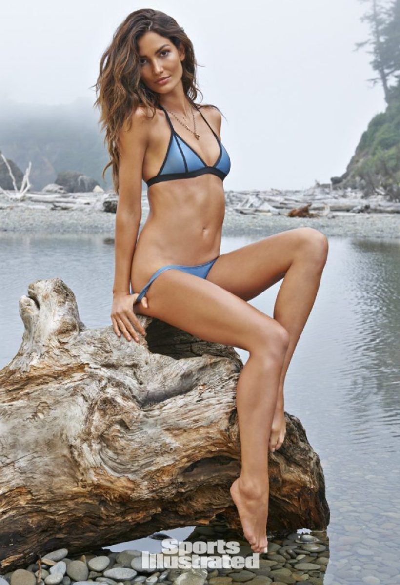 Lily Aldridge_Celebrity Gossip: Sports Illustrated Swimsuit