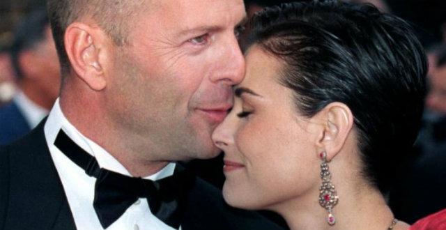 Problémy ve vztahu měli i Bruce a Demi