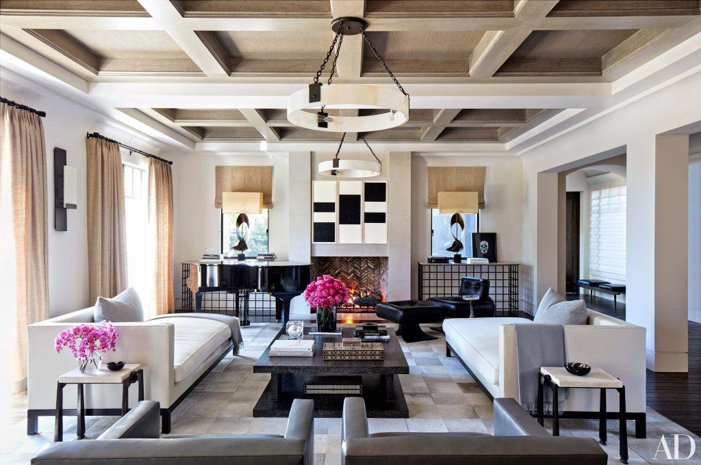 Celebrity Homes Khloé and Kourtney Kardashian Dream Homes in California (4)