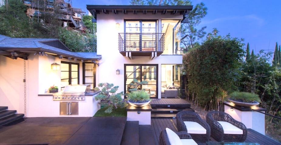 Celebrity News Calvin Harris' Los Angeles Dream House (3)