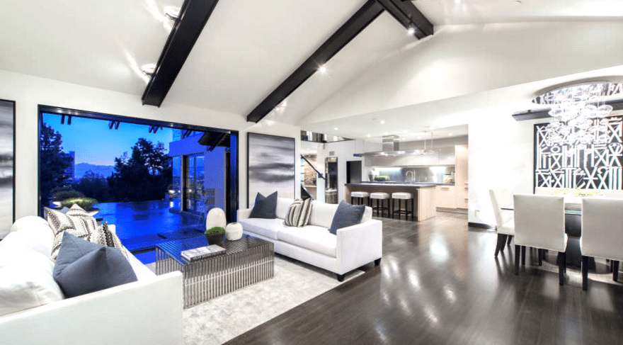 Celebrity News Calvin Harris' Los Angeles Dream House (7)