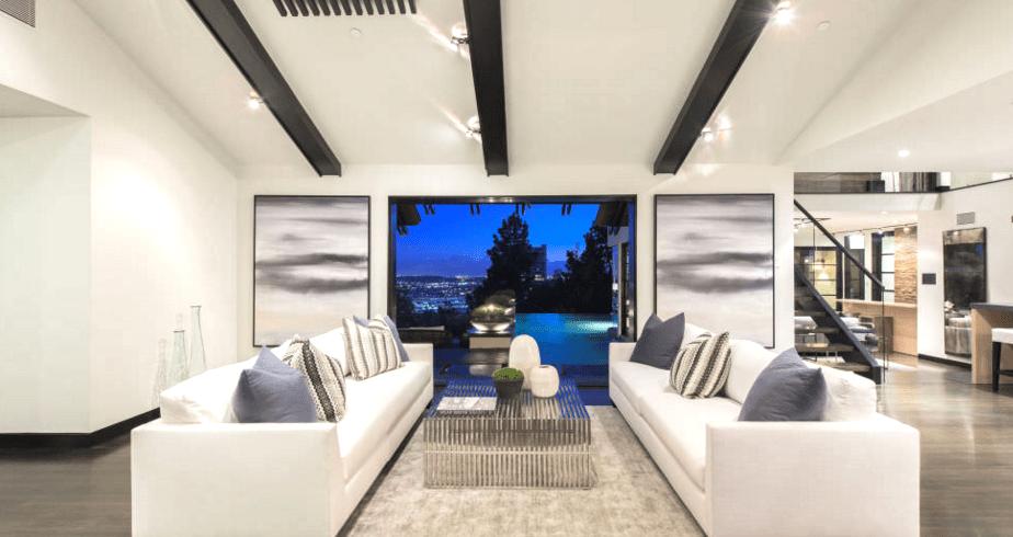 Celebrity News Calvin Harris' Los Angeles Dream House (8)