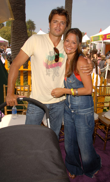 Brooke Burke & DavidCharvet