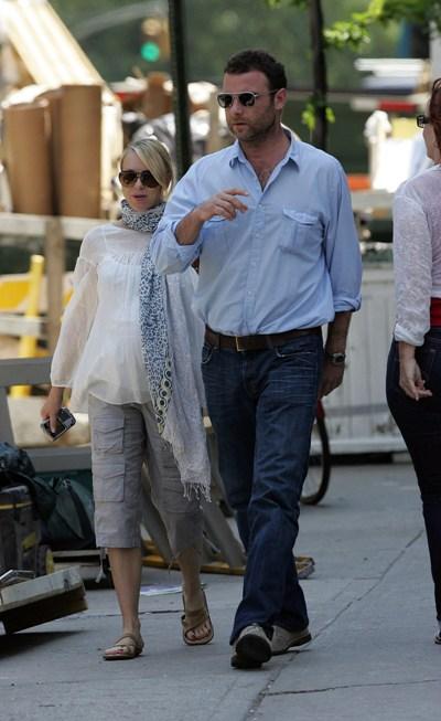 Naomi Watts and LievSchreiber