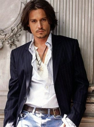 Johnny Depp Favorite Things