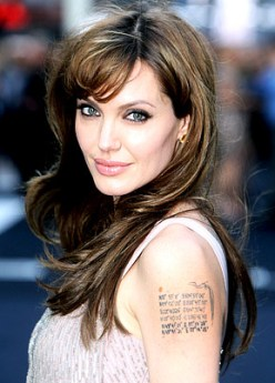 Angelina Jolie Favorite Things Biography Net worth Facts