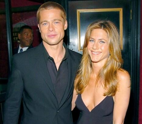 Jennifer Aniston Former Spouse Brad Pitt