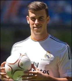 Gareth Bale Favourite Color Sports Club Biography