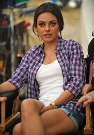 Mila Kunis Body Measurements