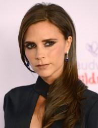 Victoria Beckham Favorite Color Perfume Music Designers Food